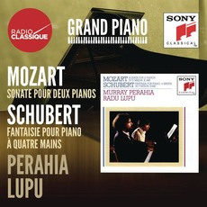 Radio Classique: Grand Piano Radio Classique Coffret, CD3 mp3 Artist Compilation by Murray Perahia & Radu Lupu