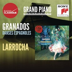 Radio Classique: Grand Piano Radio Classique Coffret, CD21 mp3 Artist Compilation by Alicia De LaRoccha
