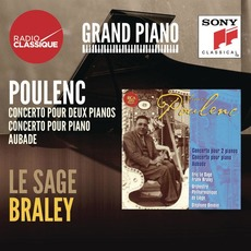 Radio Classique: Grand Piano Radio Classique Coffret, CD24 mp3 Artist Compilation by Eric Le Sage & Frank Braley