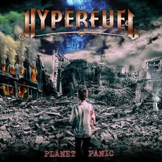 Planet Panic mp3 Album by Hyperfuel