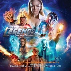 DC's Legends of Tomorrow: Season 3 mp3 Soundtrack by Blake Neely & Daniel James Chan