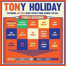 Porch Sessions mp3 Album by Tony Holiday