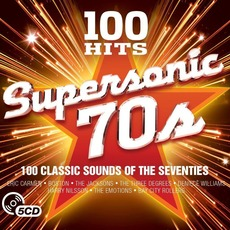 100 Hits: Supersonic 70s mp3 Compilation by Various Artists