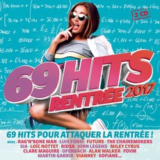 69 Hits Rentrée 2017 by Various Artists