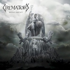 Monument by Crematory