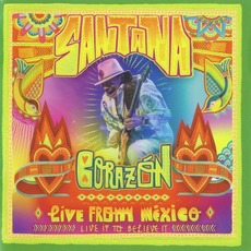 Corazón: Live From México - Live It to Believe It mp3 Live by Santana