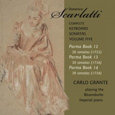 The Complete Keyboard Sonatas, Volume Five (Carlo Grante) mp3 Artist Compilation by Domenico Scarlatti
