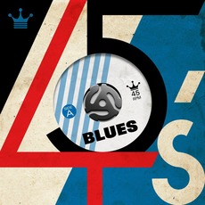Blues 45's mp3 Compilation by Various Artists