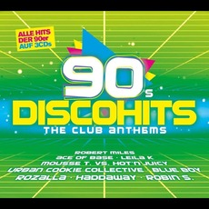 90s Disco Hits: The Club Anthems mp3 Compilation by Various Artists