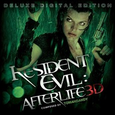 Resident Evil: Afterlife 3D (Deluxe Digital Edition) mp3 Soundtrack by Tomandandy