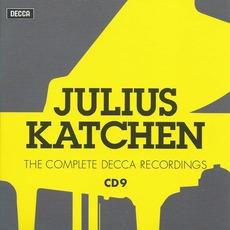 Julius Katchen: The Complete Decca Recordings, CD9 mp3 Artist Compilation by Robert Schumann