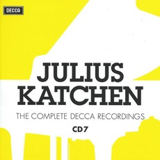 Julius Katchen: The Complete Decca Recordings, CD7 mp3 Artist Compilation by Ludwig Van Beethoven