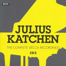 Julius Katchen: The Complete Decca Recordings, CD3 mp3 Artist Compilation by Ludwig Van Beethoven