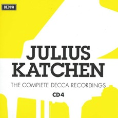 Julius Katchen: The Complete Decca Recordings, CD4 mp3 Artist Compilation by Ludwig Van Beethoven