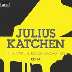 Julius Katchen: The Complete Decca Recordings, CD14 mp3 Artist Compilation by Johannes Brahms