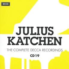 Julius Katchen: The Complete Decca Recordings, CD19 mp3 Artist Compilation by Johannes Brahms