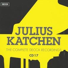 Julius Katchen: The Complete Decca Recordings, CD17 mp3 Artist Compilation by Johannes Brahms