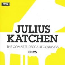 Julius Katchen: The Complete Decca Recordings, CD25 mp3 Artist Compilation by Johannes Brahms