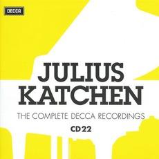 Julius Katchen: The Complete Decca Recordings, CD22 mp3 Artist Compilation by Johannes Brahms
