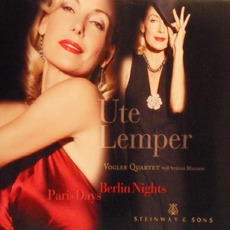Paris Days, Berlin Nights mp3 Album by Ute Lemper