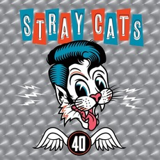 40 mp3 Album by Stray Cats