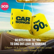 Car Songs: The 90s mp3 Compilation by Various Artists