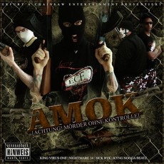 AMOK (Achtung Mörder Ohne Kontrolle) mp3 Compilation by Various Artists