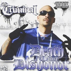 Death Before Dishonor mp3 Album by Mr. Criminal