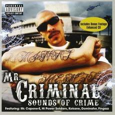 Sounds Of Crime mp3 Album by Mr. Criminal