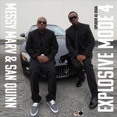 Explosive Mode 4: Explosive as Usual mp3 Album by Messy Marv, San Quinn