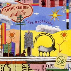 Egypt Station (Travellers Edition) mp3 Album by Paul McCartney
