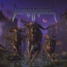 Humanicide mp3 Album by Death Angel