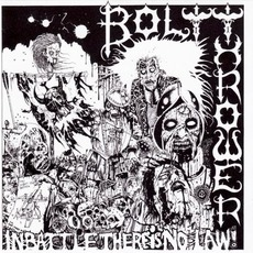 In Battle There Is No Law! (Re-Issue) mp3 Album by Bolt Thrower