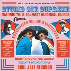 Studio One Supreme: Maximum 70s & 80s Early Dancehall Sounds mp3 Compilation by Various Artists