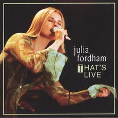 That's Live mp3 Live by Julia Fordham