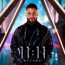 11:11 mp3 Album by Maluma