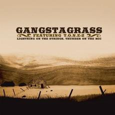Lightning on the Strings, Thunder on the Mic (feat. T.O.N.E-z) mp3 Album by Gangstagrass