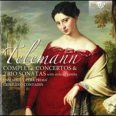 Telemann: Complete Concertos & Trio Sonatas mp3 Artist Compilation by Georg Philipp Telemann