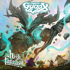 High Fantasy mp3 Album by Gygax