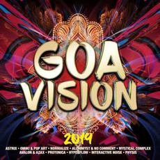 Goa Vision 2019 mp3 Compilation by Various Artists
