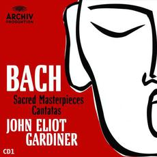 Bach: Sacred Masterpieces and Cantatas, CD1 mp3 Artist Compilation by Johann Sebastian Bach