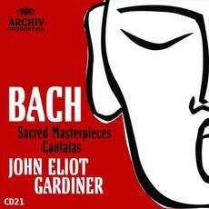 Bach: Sacred Masterpieces and Cantatas, CD21 mp3 Artist Compilation by Johann Sebastian Bach