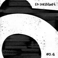 No.6 Collaborations Project mp3 Album by Ed Sheeran