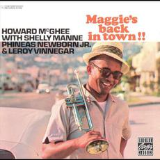 Maggie's Back in Town!! (Re-Issue) mp3 Album by Howard McGhee
