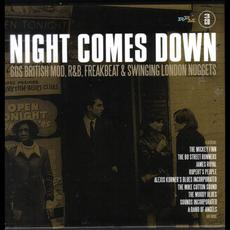 Night Comes Down: 60s British Mod, R&B, Freakbeat & Swinging London Nuggets mp3 Compilation by Various Artists