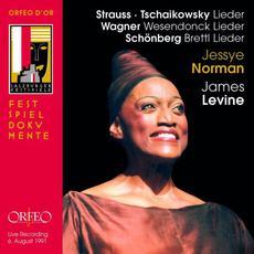 Strauss, Tchaikovsky, Wagner & Schönberg: Lieder mp3 Live by Jessye Norman