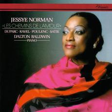 Les chemins de l'amour (Re-Issue) mp3 Album by Jessye Norman
