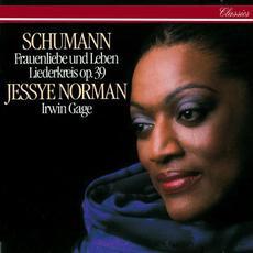 Schumann: Frauenliebe und -leben; Liederkreis, Op.39 (Re-Issue) mp3 Album by Jessye Norman