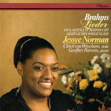 Brahms: Lieder (Re-Issue) mp3 Album by Jessye Norman