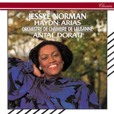 Haydn: Arias (Re-Issue) mp3 Album by Jessye Norman